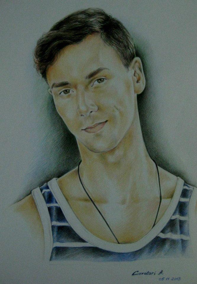 Daniel Selegean portret